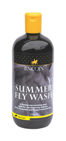 Lincoln Summer Fly Wash