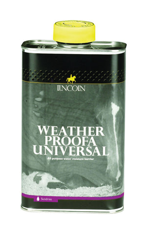 Lincoln Weather Proofa Universal