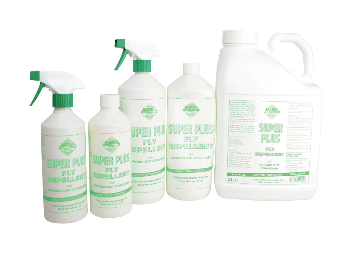 Barrier Super Plus Fly Repellent