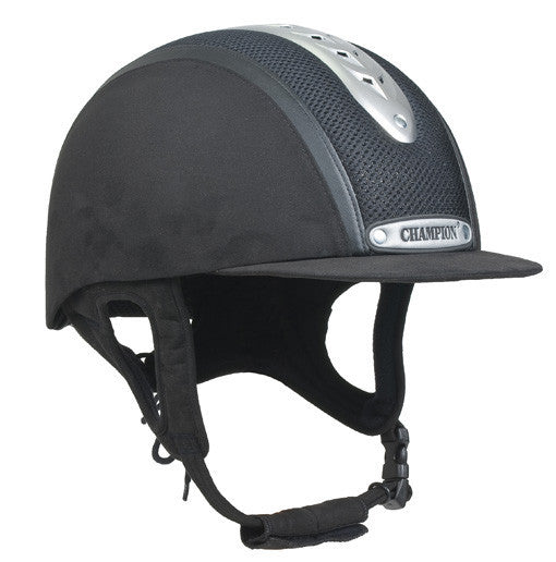 Champion Evolution Puissance Riding Hat