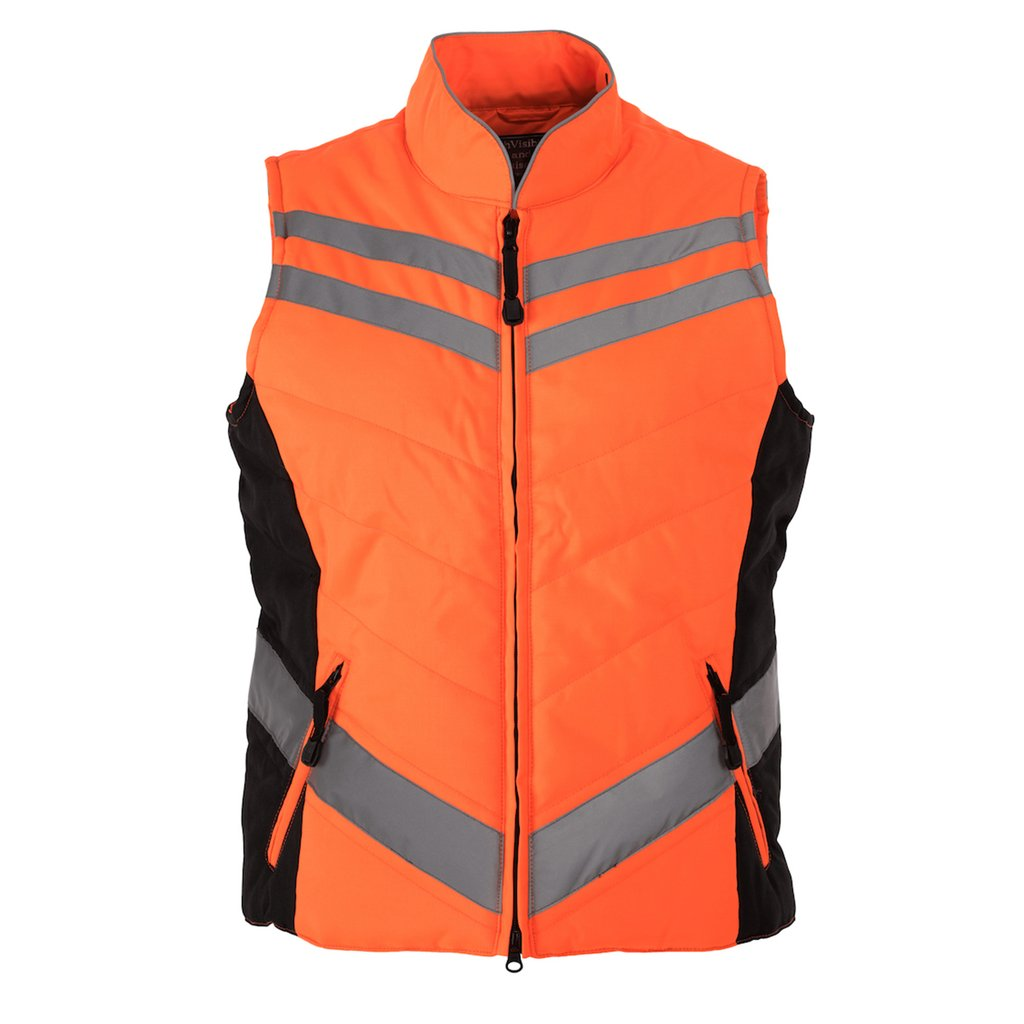 EQUISAFETY Quilted Gilet