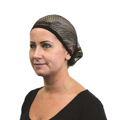 EquiNet Equinet Hairnets (2 Nets, 1 Scrunchie)