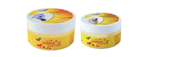Lillidale Sunblock Powder 4 Animals