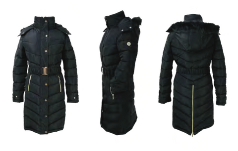 Coldstream Branxton Long Quilted Coat