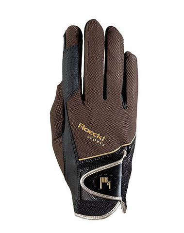 Roeckl Madrid Gloves Mocha