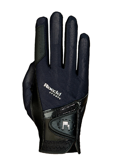 Roeckl Madrid Gloves Black
