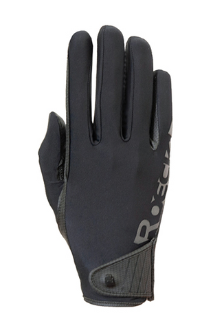Roeckl Muenster Gloves Black