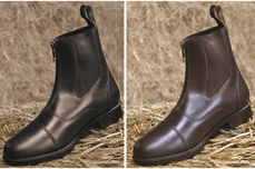 Mark Todd Toddy Junior  Zip Jodhpur Boots