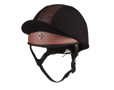 Charles Owen Pro II Plus Skull Riding Hat ( Round Profile )
