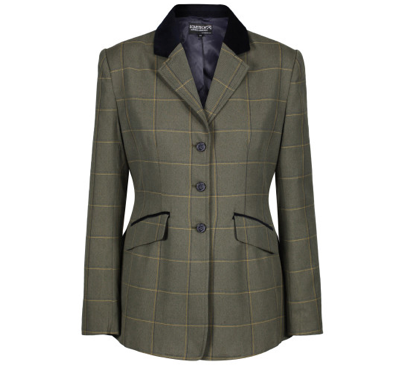 Ladies Kensworth Tweed Riding Jacket