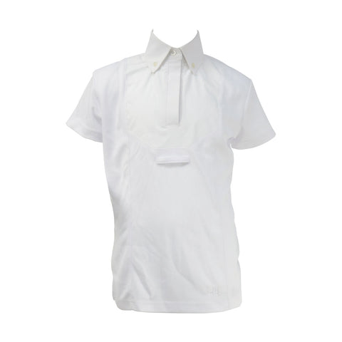 HyFASHION Ladies Tilbury Short Sleeve Tie Shirt