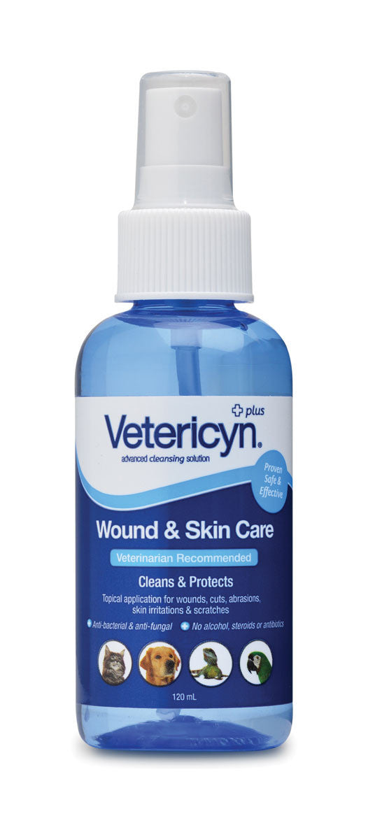 Vetericyn Wound & Skin Care