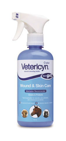 Vetericyn Wound & Skin Care - Hydrogel Spray