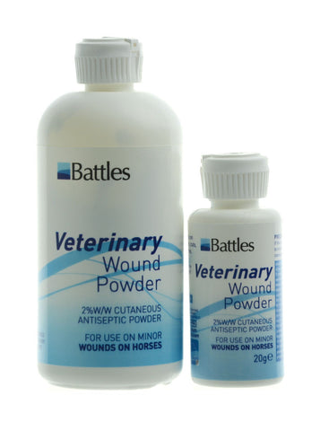 Battles Veterinary Wound Powder