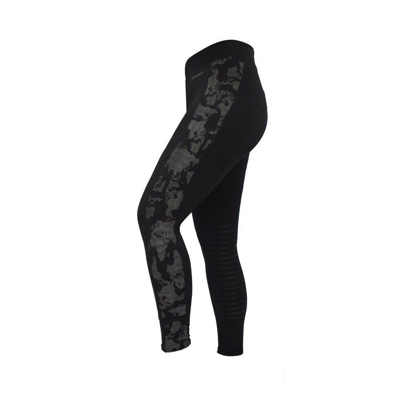 Whitaker Riding Tights Sydney Reflect Black Camo