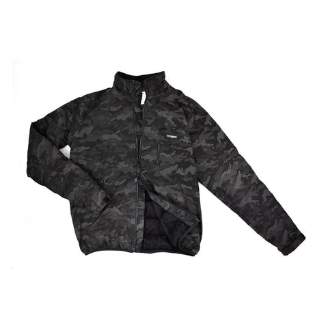 Whitaker Jacket Sydney Black Camo