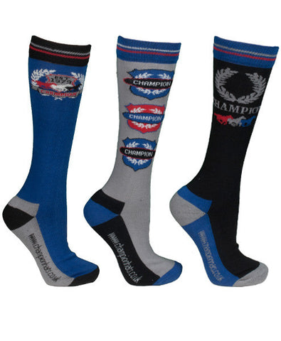 Champion Wenlock Three Pack Socks