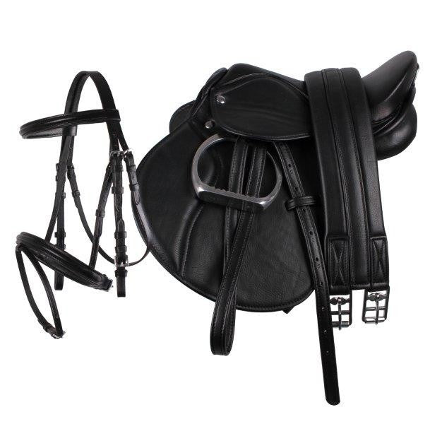 Childs Complets Starter Set Saddle & Bridle