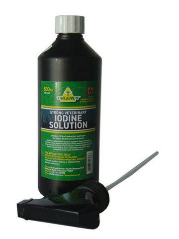 Trilanco Strong Iodine