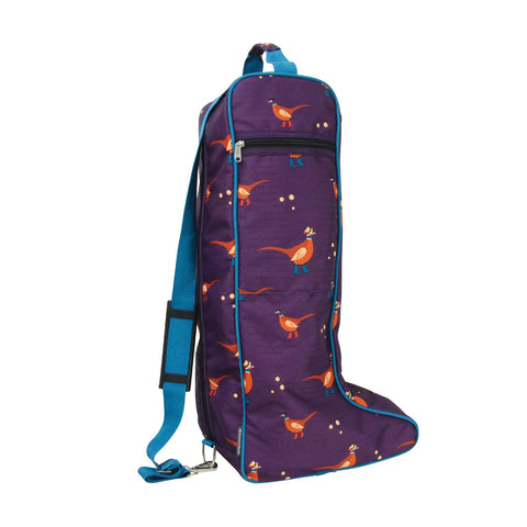 Hy Patrick the Pheasant Boot Bag