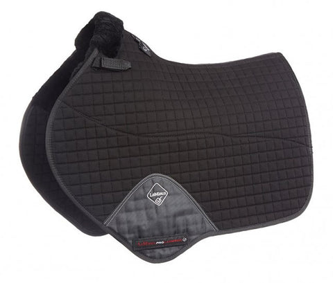 LeMieux Close Contact Square Half Lined Saddlepad