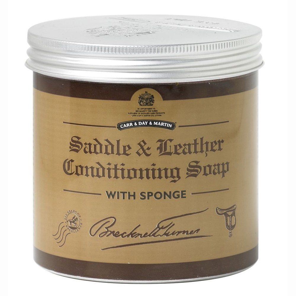 Carr & Day & Martin Brecknell Turner Saddle & Leather Conditioning Soap