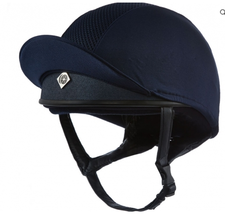 Charles Owen Pro II Skull Riding Hat ( Round Profile )