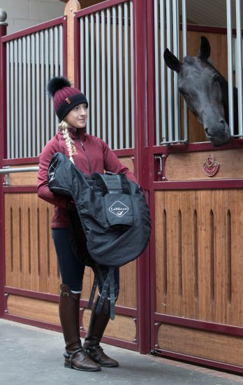 Le Mieux Dressage Saddle Cover