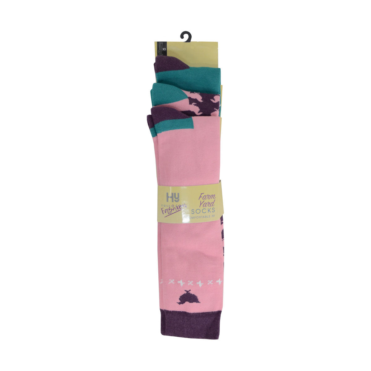 HyFASHION Farm Yard Socks