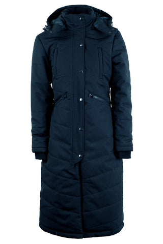 Montar Dicte Extralong Riding Jacket Navy