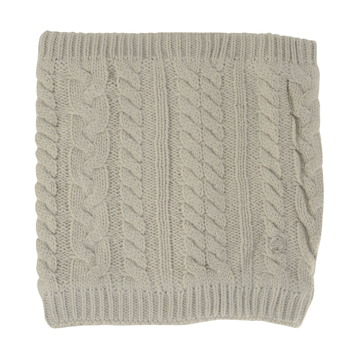 HyFASHION Meribel Cable Knit Snood