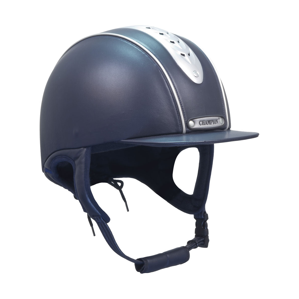 Champion Evolution Pearl Riding Hat