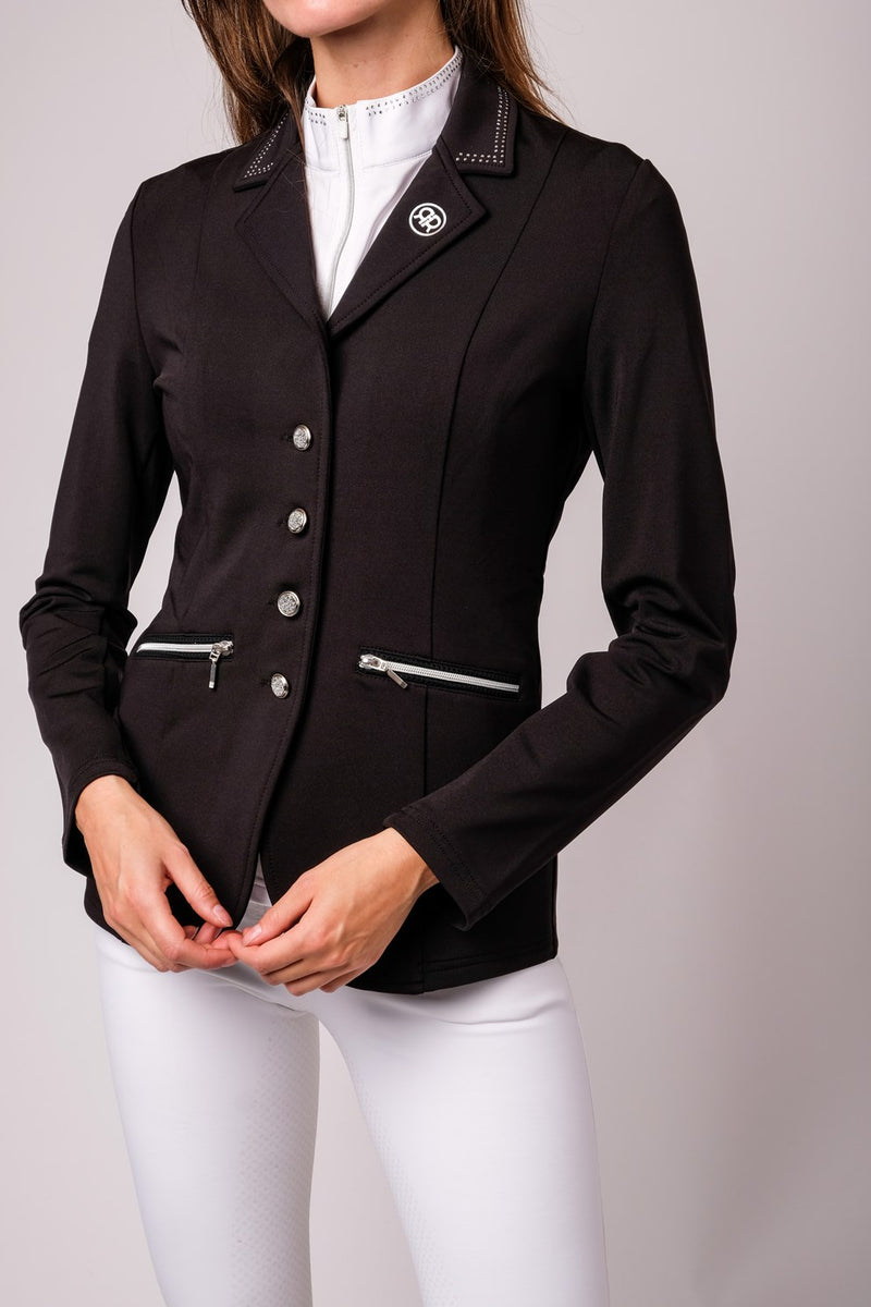 Montar Amina competition jacket with crystals