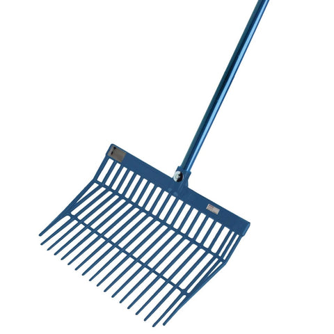 Roma Revolutionary Stable Rake With Handle