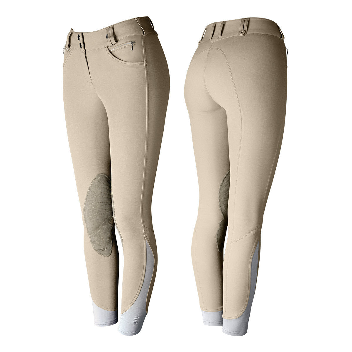 Tredstep Solo Classic Knee Patch Breeches