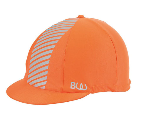 Bridleway Orange Visibility Hat Cover