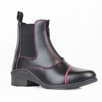 Gallop Venture Piped Paddock Boots