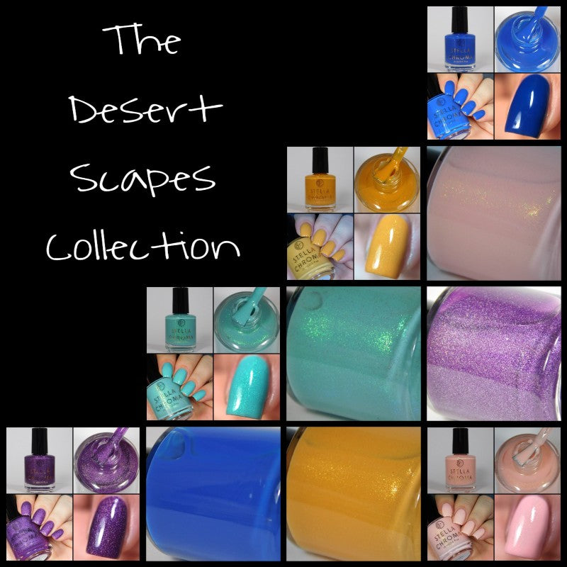 The Desert Scapes collection releases May 29th!