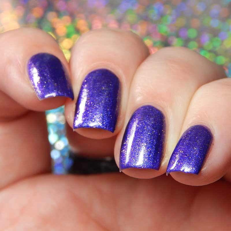 Hustle-Nail Polish-STELLA CHROMA