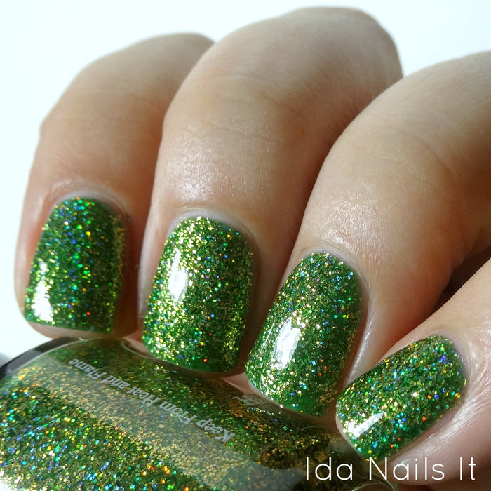 I Want To Be THE Queen-Nail Polish-STELLA CHROMA