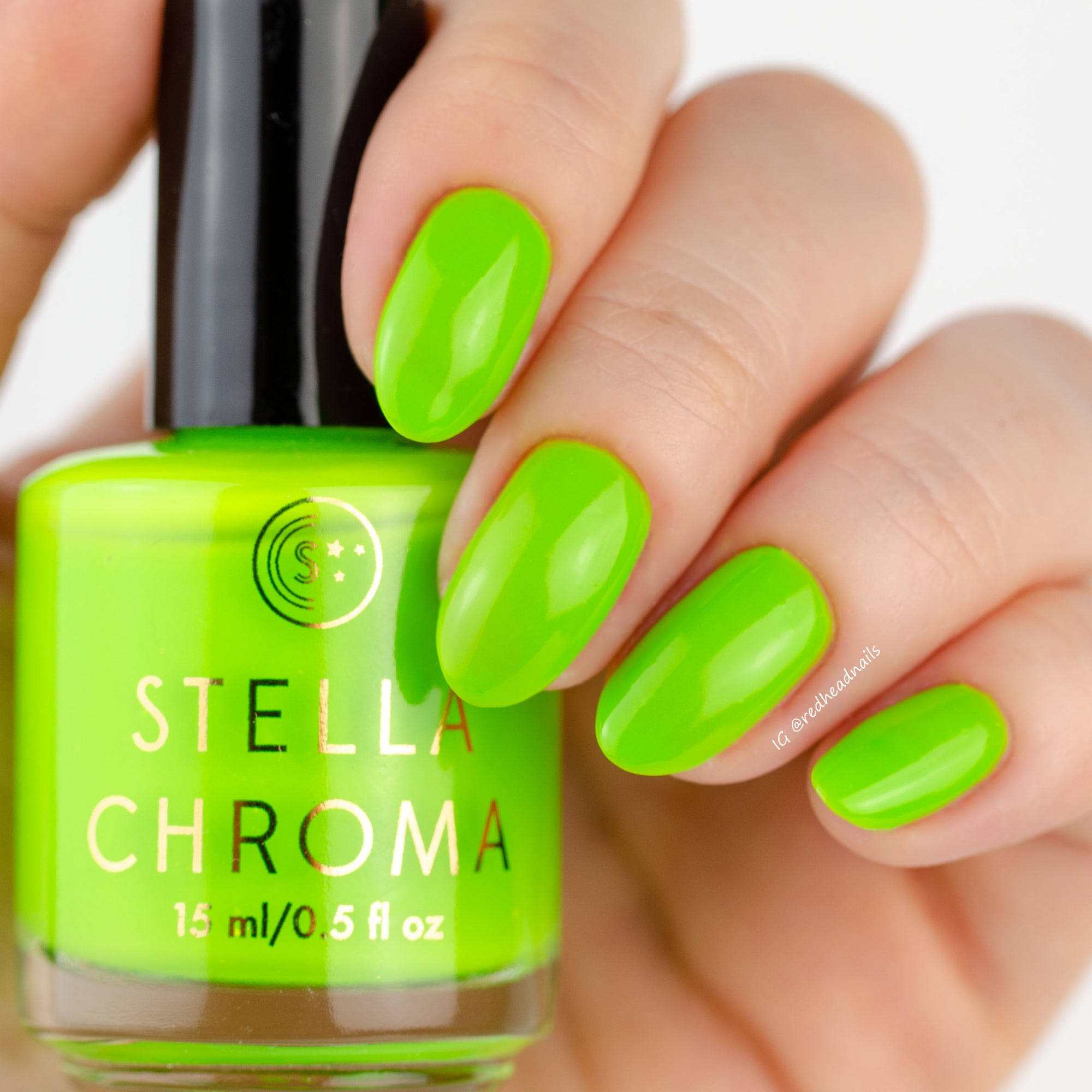 All Charged Up-Nail Polish-STELLA CHROMA