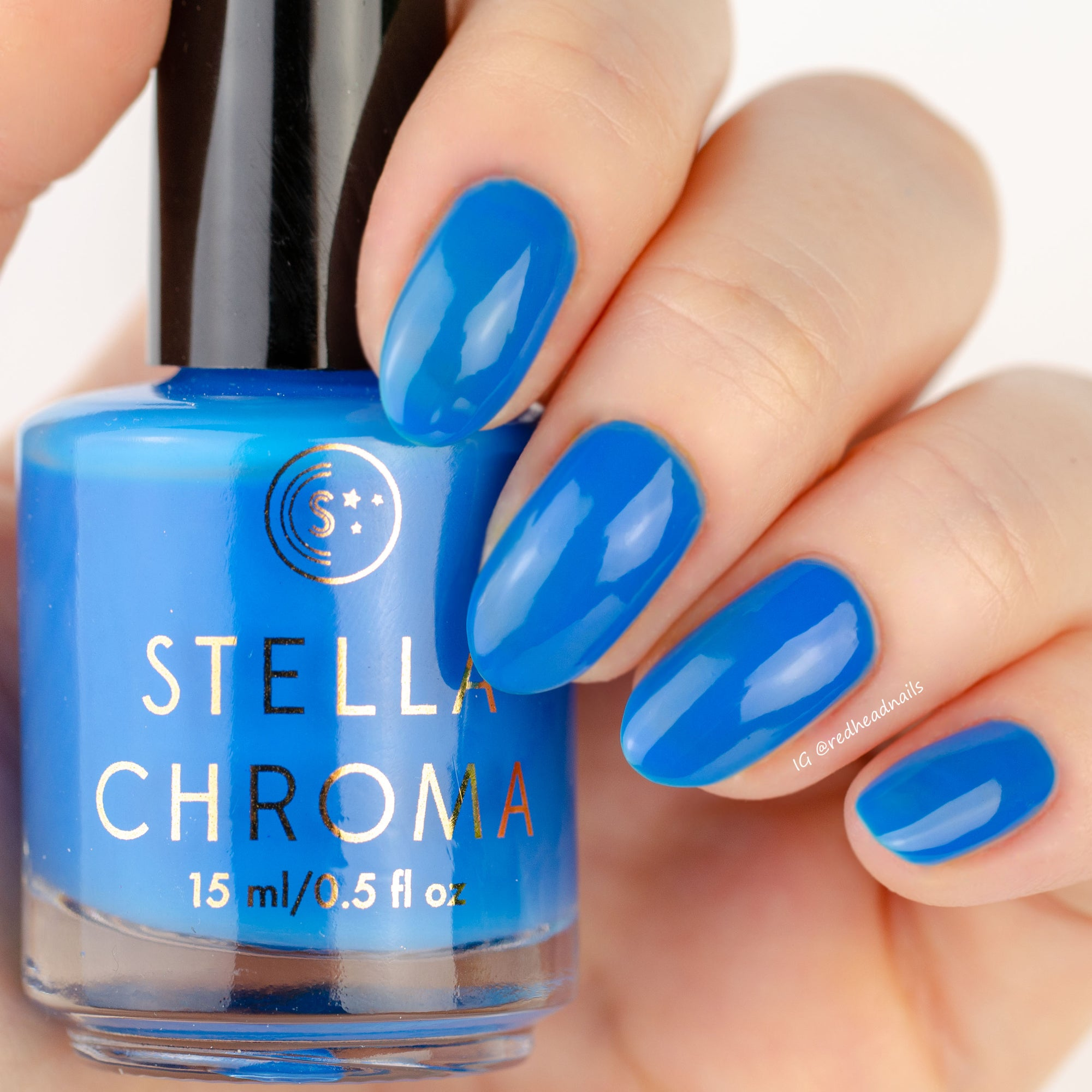 Grab The Wheel-Nail Polish-STELLA CHROMA