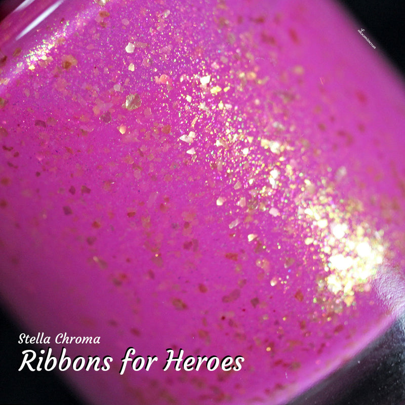 Ribbons for Heroes