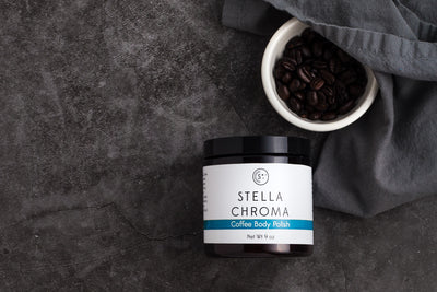 Coffee Body Polish-Hand Care-STELLA CHROMA