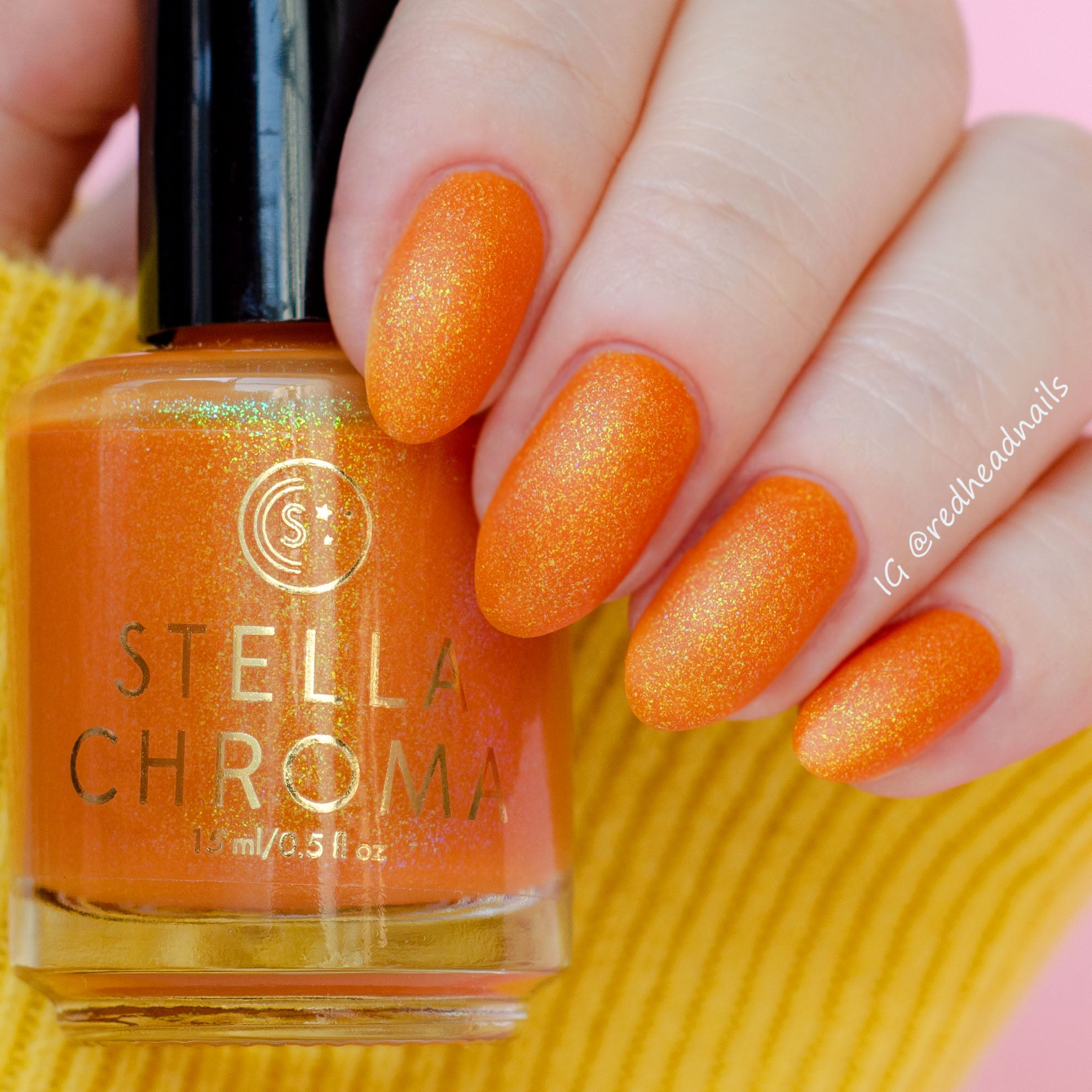 Pumpkin Everything-Nail Polish-STELLA CHROMA
