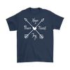 Hope Peace Trust Joy Arrow Tee