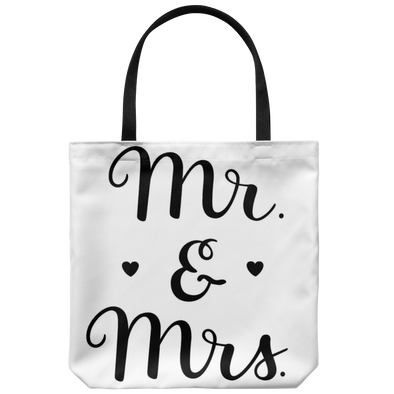 Mr. & Mrs. Tote