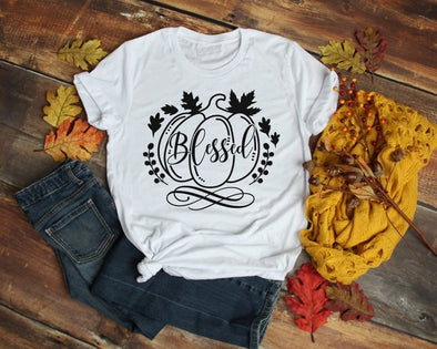 Blessed Pumpkin Tee