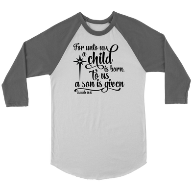 For Unto Us a Child is Born-Multiple Styles