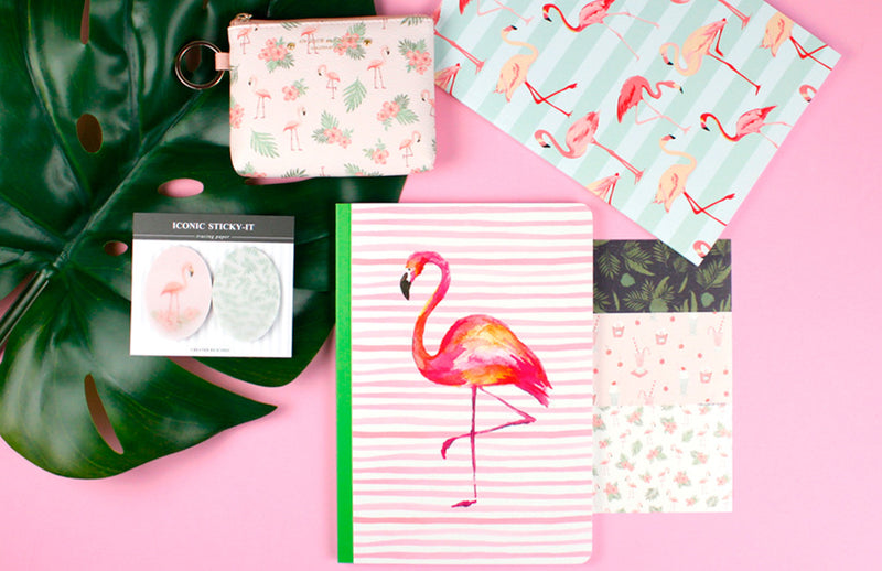 Tendencia: Pink Flamingos